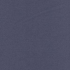 Stretch Gabardine uni - Jeansblau