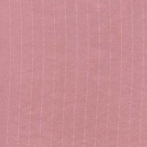 Tencel Pinstripe Twill - Rouge