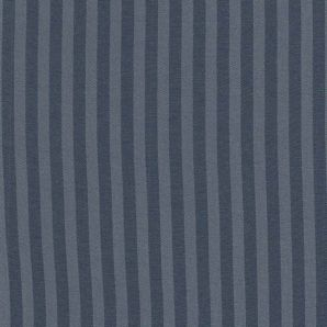 Tencel Two Tone Stripe Twill - Dusty Blue