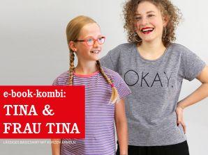 Studio Schnittreif - eBook Kombi - Shirt Tina & Frau Tina