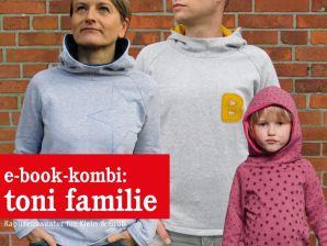 Studio Schnittreif - eBook Kombi - Sweater Familie Toni