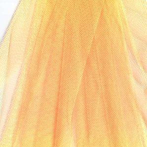 Tüll - Orange
