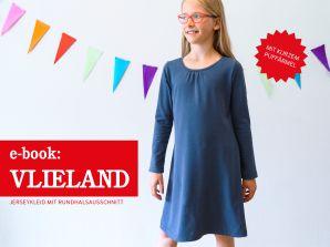 Studio Schnittreif - eBook Kleid Vlieland