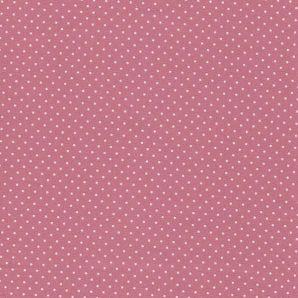 Wachstuch Minipünktchen - Blush