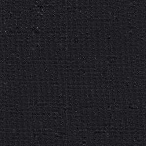 Viskose Waffle Knit - Black