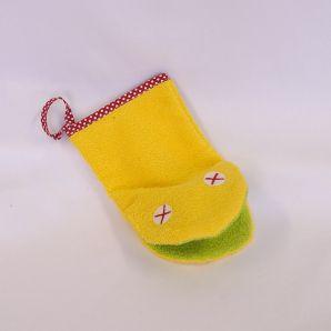 Waschtier - Gelb
