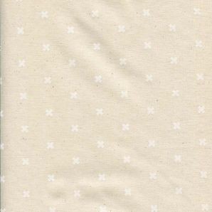 Reststück XOXO - White/Natural