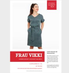 Studio Schnittreif - eBook Kleid Frau Vikki