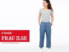 Studio Schnittreif - eBook Hose Frau Ilse