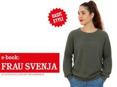 Studio Schnittreif - eBook Pullover Frau Svenja