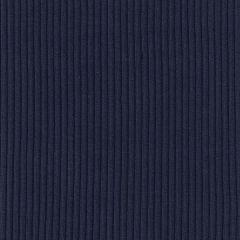 Bündchen Grobstrick - Marineblau