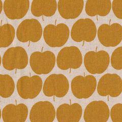 Leinen Appel - Gelb