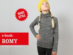 Studio Schnittreif - eBook Shirt Romy