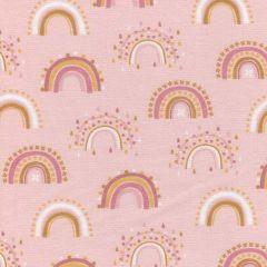 Soft Cotton Rainbow - Rosa