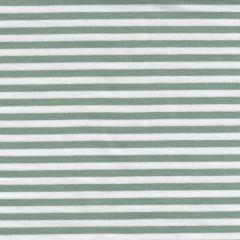 Jersey Spring Stripes - Grün
