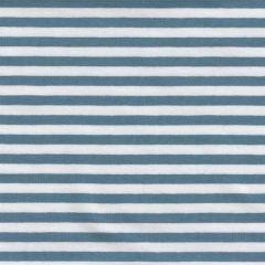 Jersey Spring Stripes - Petrol