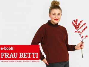Studio Schnittreif - eBook Sweater Frau Betti