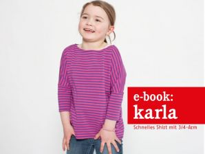 Studio Schnittreif - eBook Shirt Karla