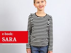 Studio Schnittreif - eBook Shirt Sara