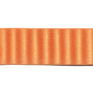 Satinband 38mm - Orange