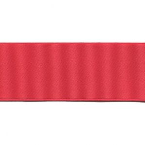 Satinband 38mm - Rot
