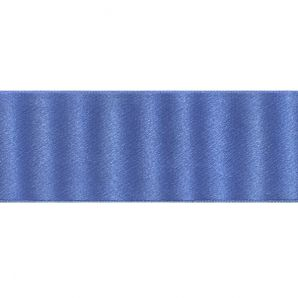 Satinband 38mm - Blau