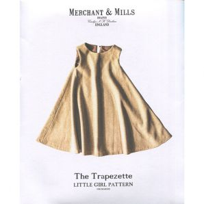 Merchant & Mills - Kinderkleid - The Trapeze