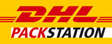 DHL Packstation Logo
