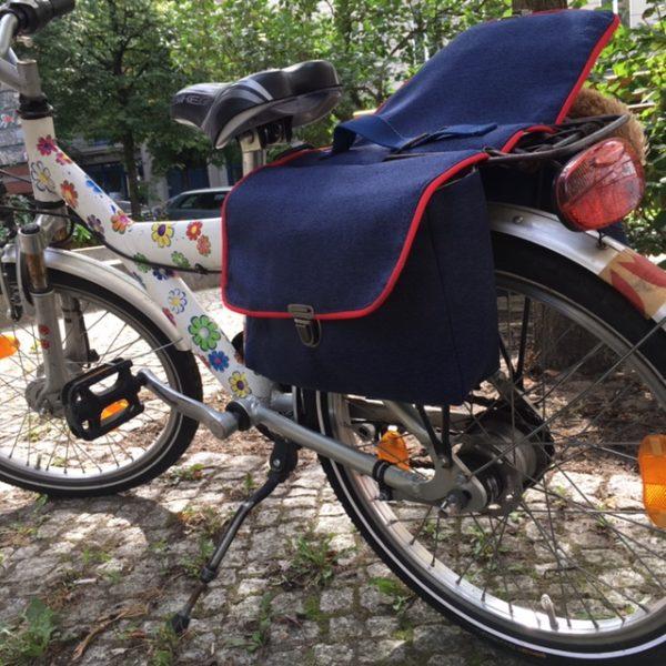 Kinder Fahrradtasche